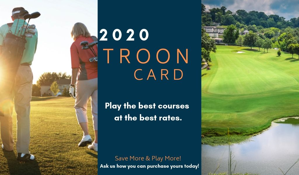 Troon Card at Highland Park
